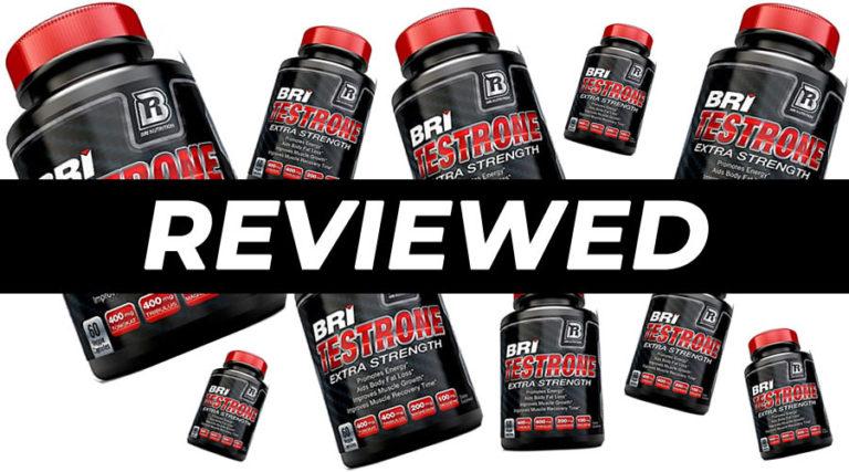BRI Testrone Extra Strength Review