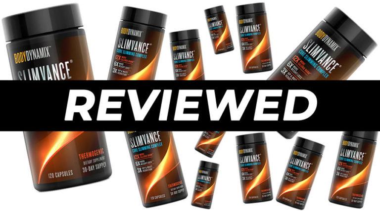 Bodydynamix Slimvance Review