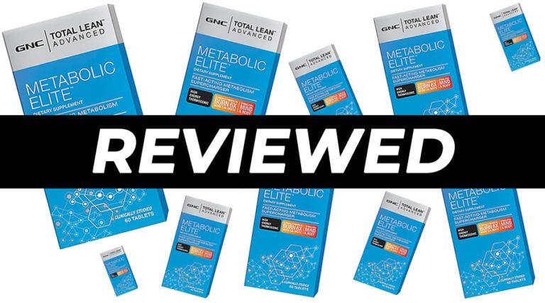 GNC Total Lean Advanced Metabolic Elite Review