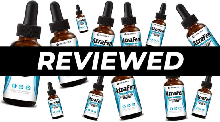 Atrafen Thermodrops Review