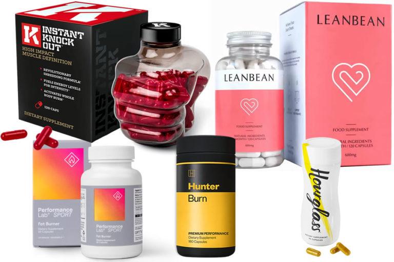 The Five Best Fat Burner Supplements in 2019