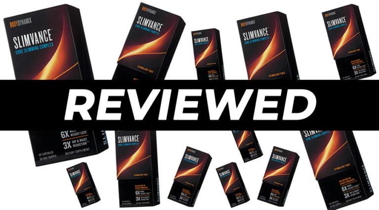 Bodydynamix Slimvance Non Stimulant Review