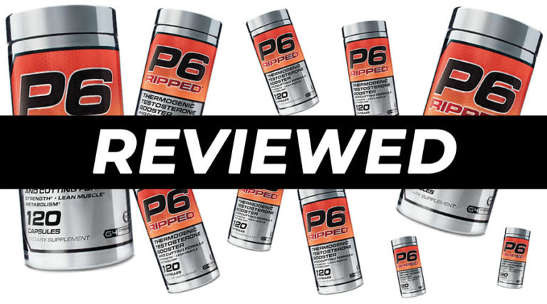 Cellucor P6 Ripped Review