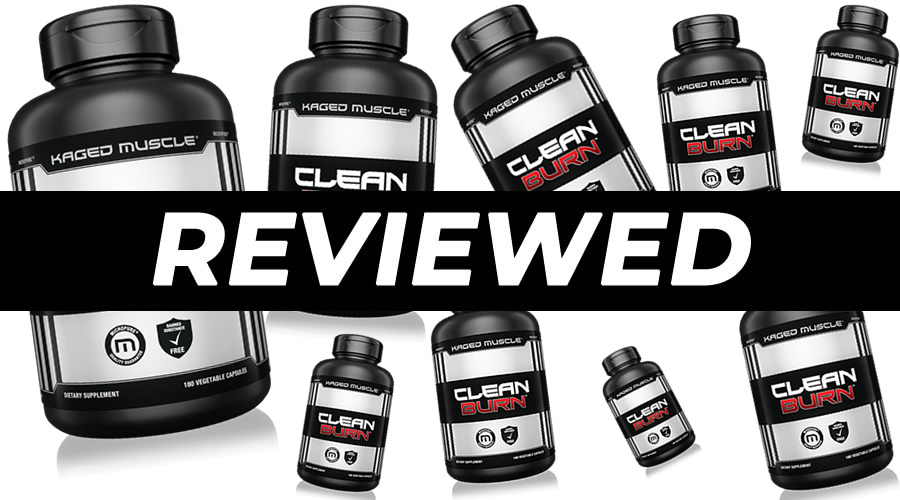 Clean Burn by Kaged Muscle Review