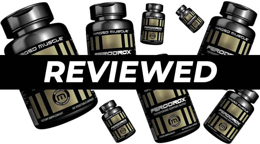 Ferodrox by Kaged Muscle Review