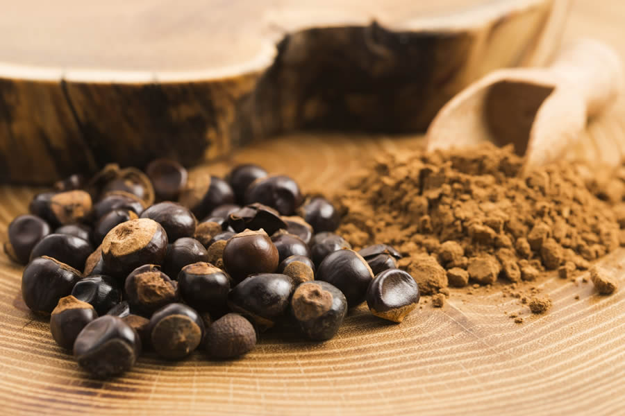 Does Guarana contain Caffeine?