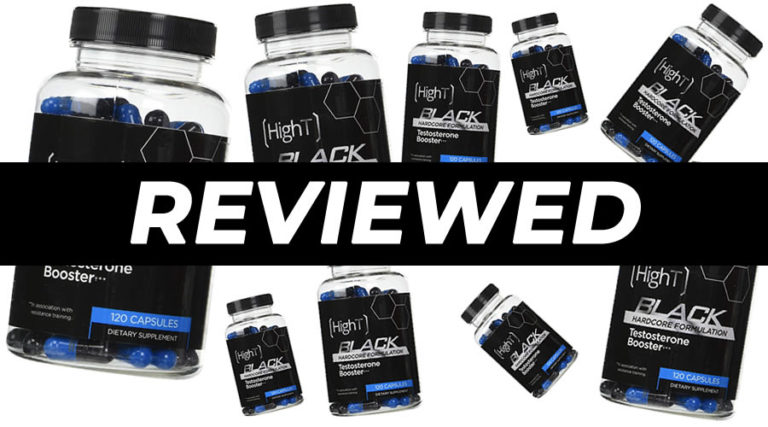 HighT Black Testosterone Booster Review