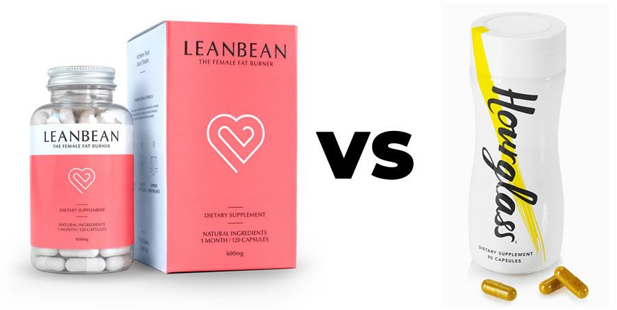 Leanbean vs Hourglass