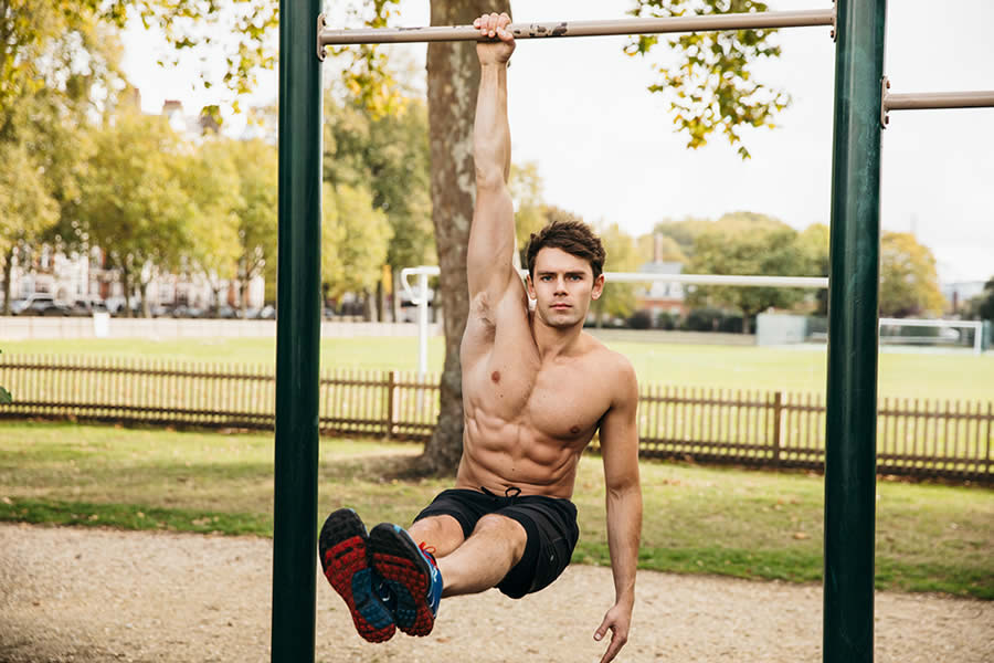 Max Lowery is a British personal trainer and online health coach