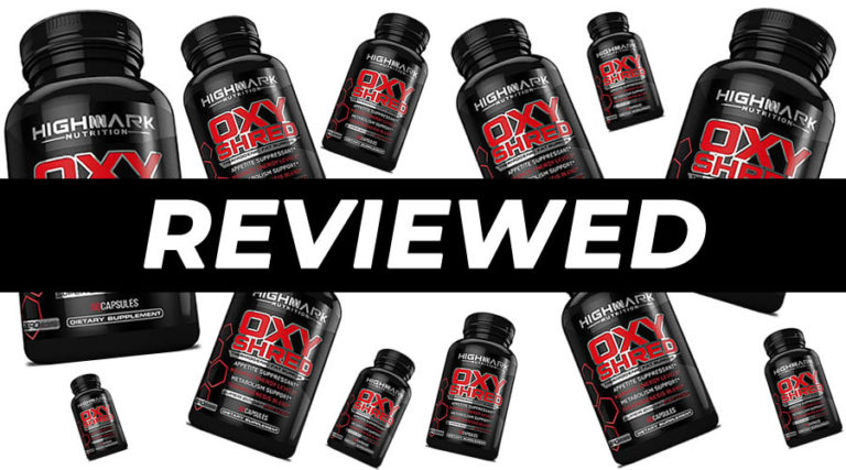 Oxy Shred by HighMark Nutrition Review