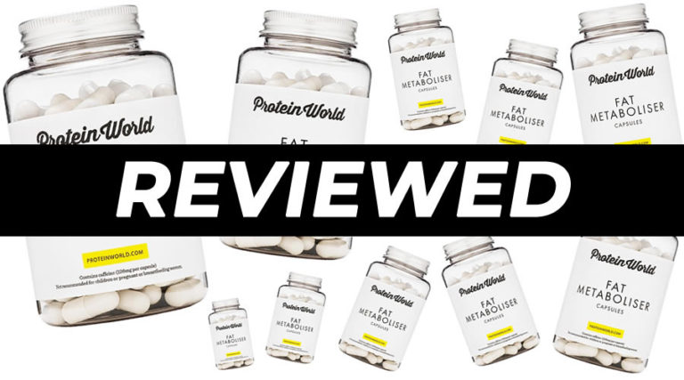 Protein World Fat Metaboliser Capsules Review