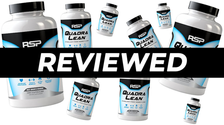 QuadraLean by RSP Nutrition Review