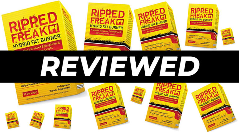 Ripped Freak Fat Burner Review