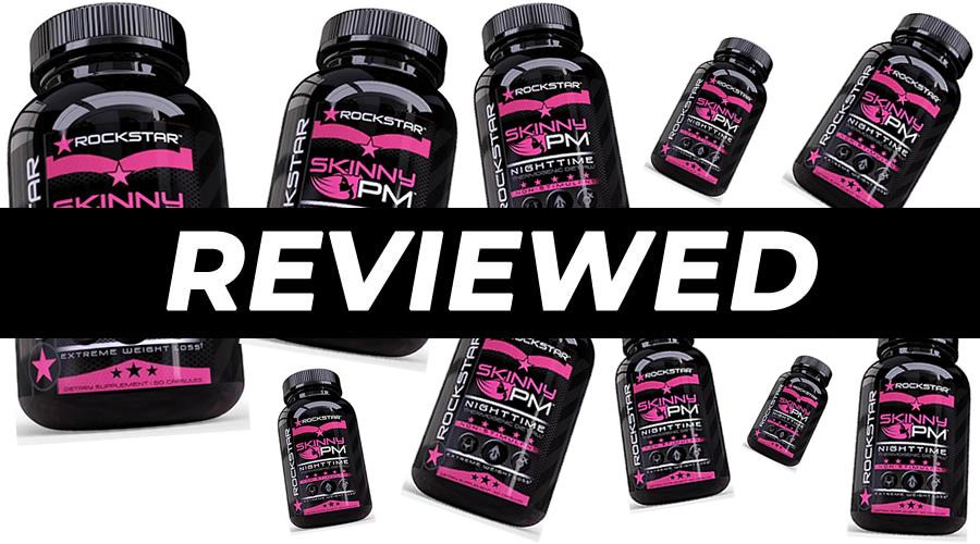 Rockstar Skinny PM Review