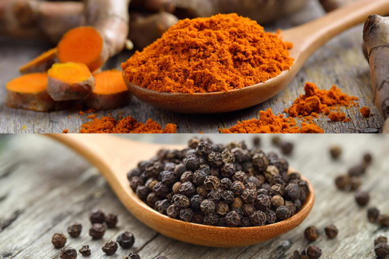The Benefits of Turmeric with Black Pepper