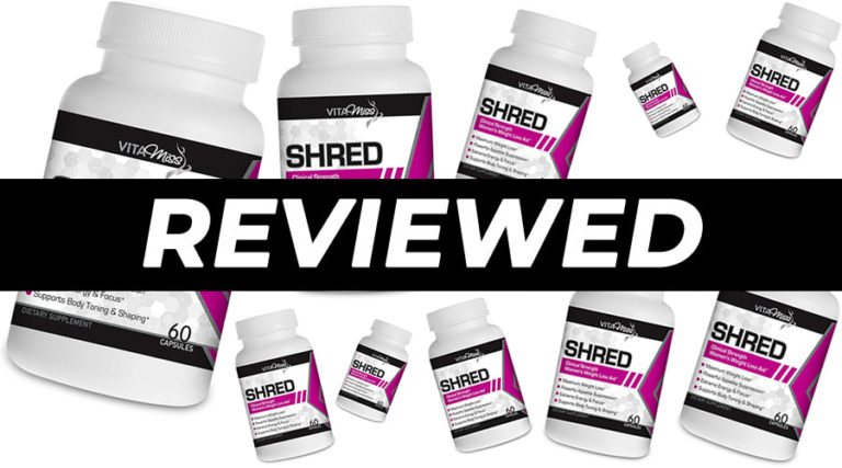 Vitamiss Shred Review
