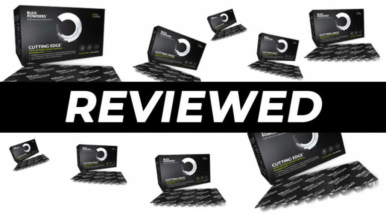 Cutting Edge by Bulk Powders review
