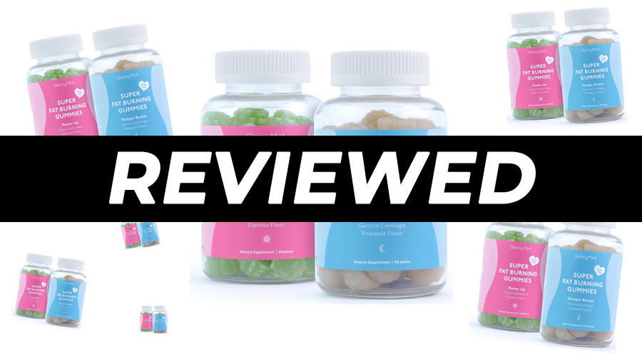 SkinnyMint Gummies Review