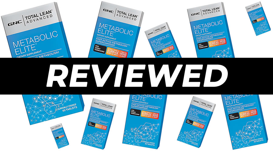 GNC Total Lean Advanced Metabolic Elite Review