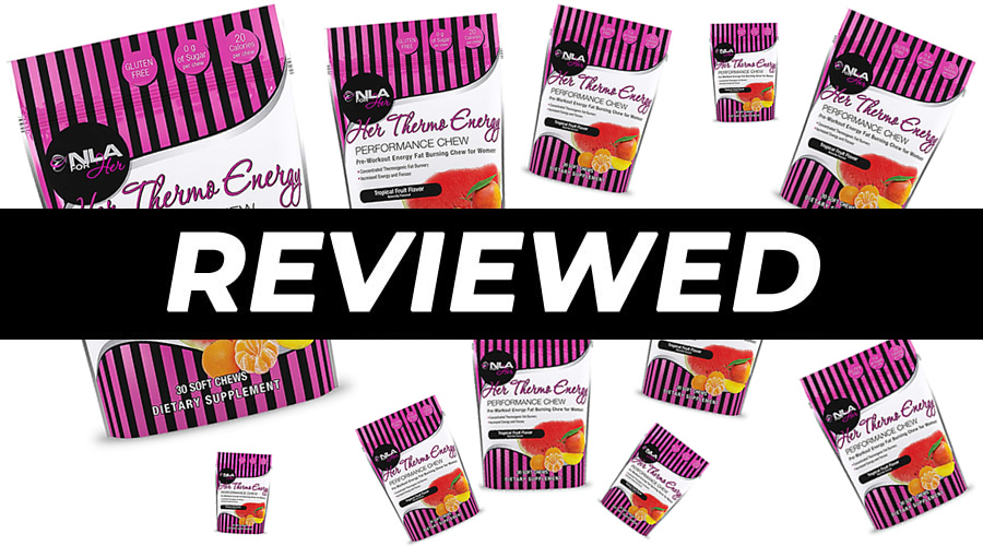 NLA Her Thermo Energy Performance Chews Review