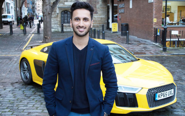 Adnan Ebrahim on taking Car Throttle through the gears and staying driven