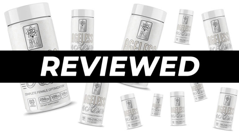 Ageless Kiss by Raw Synergies Review