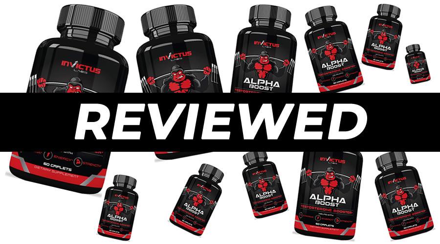 Alpha Boost Invictus Review