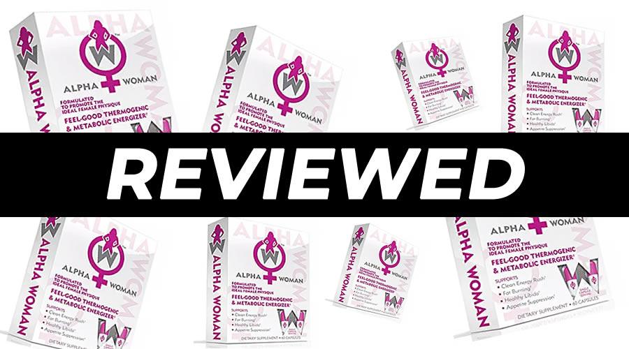 Alpha Woman Fat Burner Review