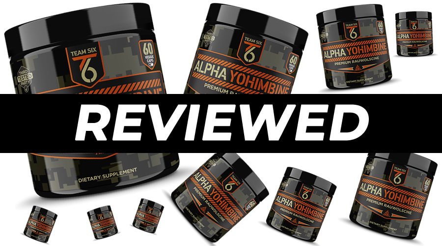 T6 Alpha Yohimbine Review