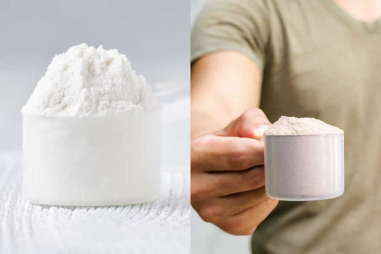 BCAA vs Whey Protein Powder