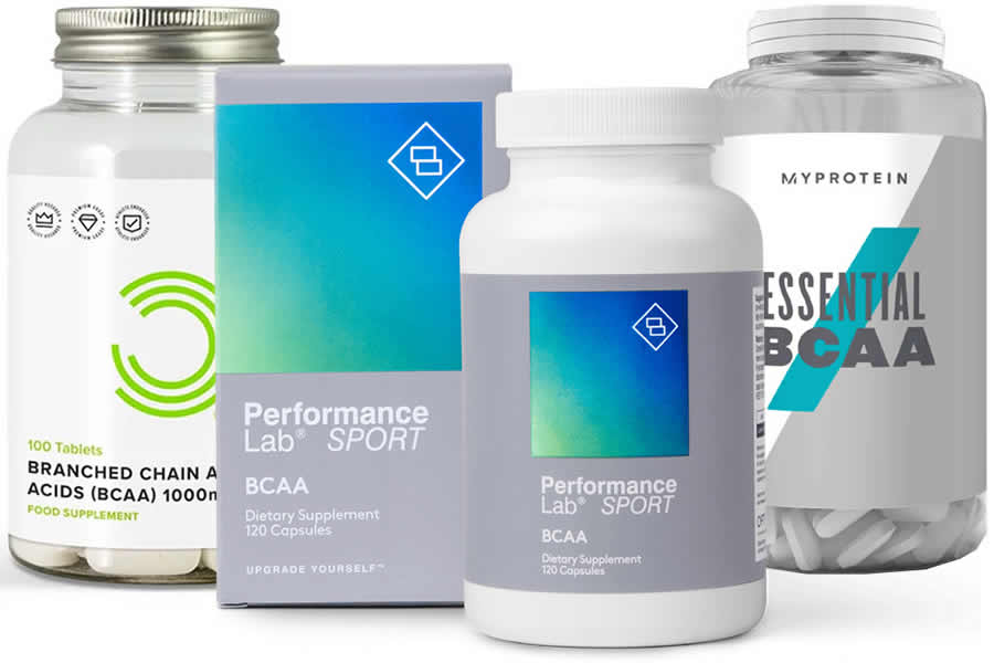 The Three Best BCAA Supplements in 2019