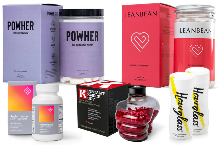 The Best Fat Burner Supplements For Women in 2019