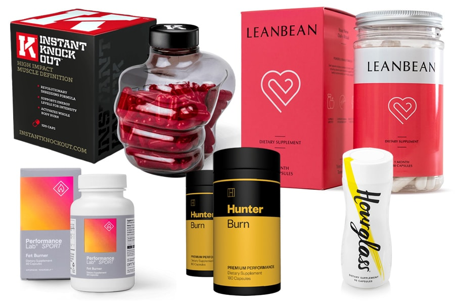 The Five Best Fat Burner Supplements in 2019