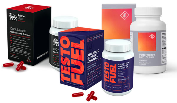 Best testosterone booster supplements