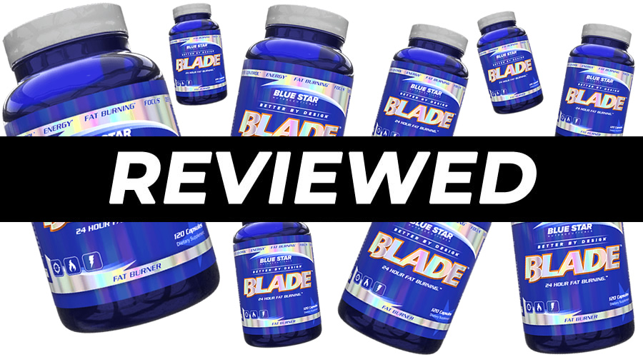 Blue Star Blade Reviews >> Blade Fat Burner Review Human Window