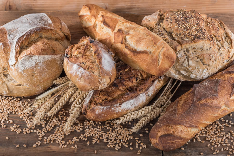 Most breads that follow a traditional recipe are Vegan Friendly