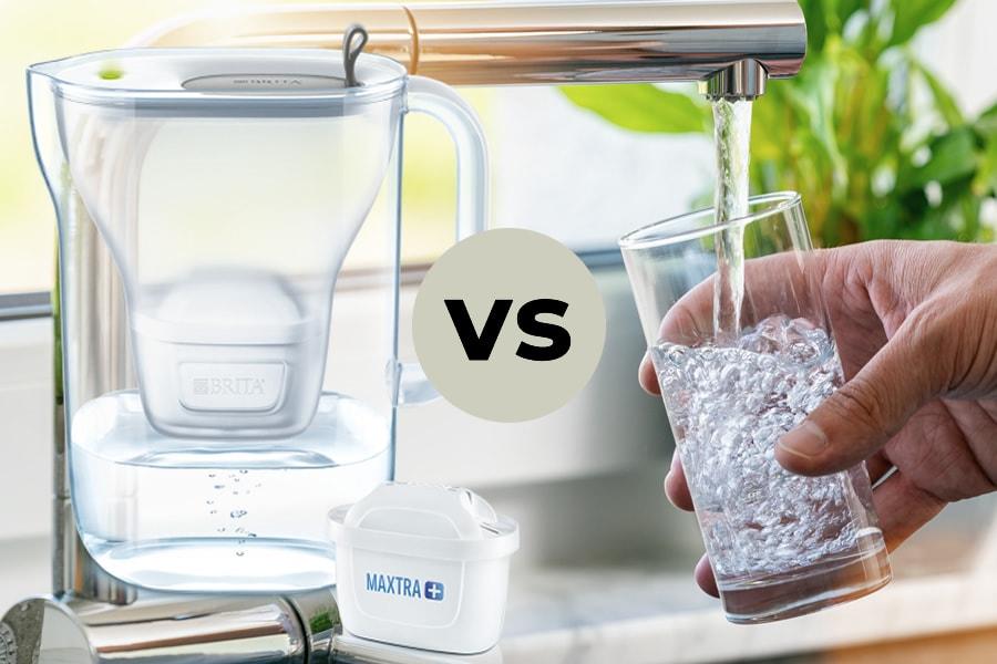Brita vs Tap Water