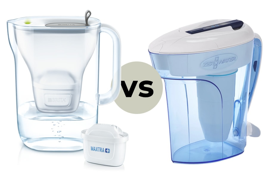 Brita vs Zero Water Filter