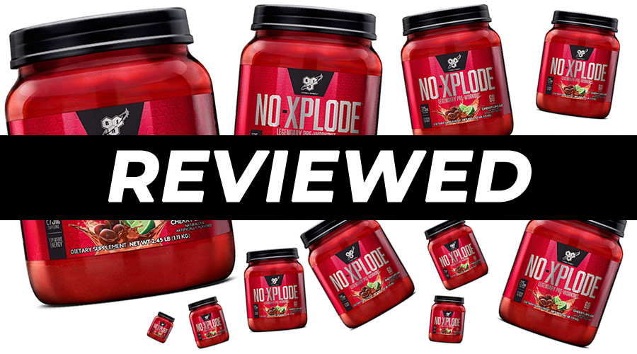 BSN N.O.-Xplode Pre-Workout Review