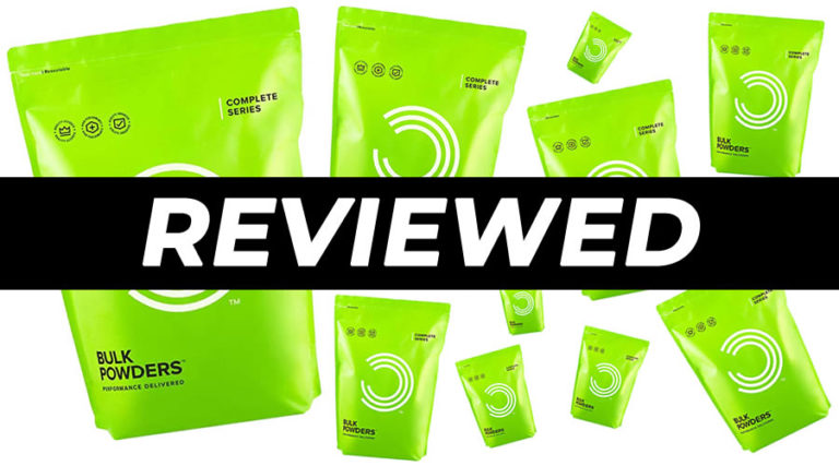 Bulk Powders Complete Pre Workout Review