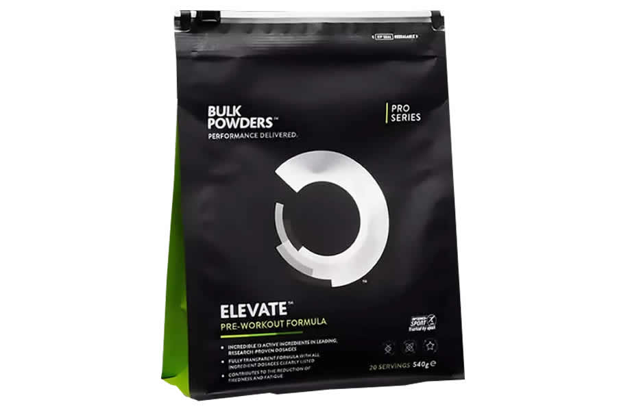 Bulk Powders Elevate
