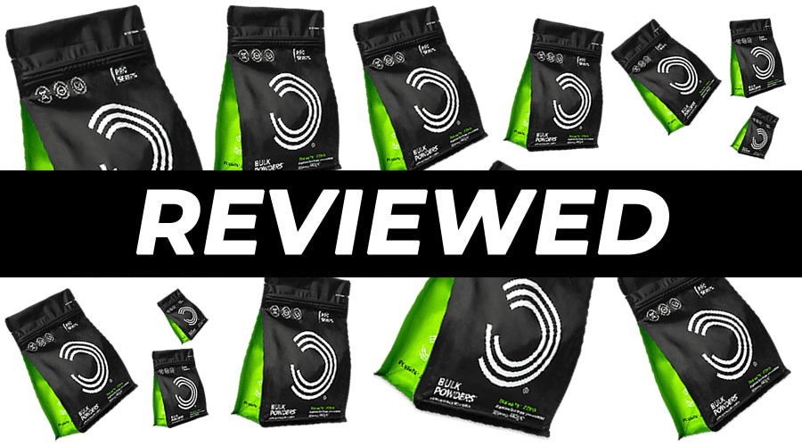 Bulk Powders Elevate Zero Pre Workout Review