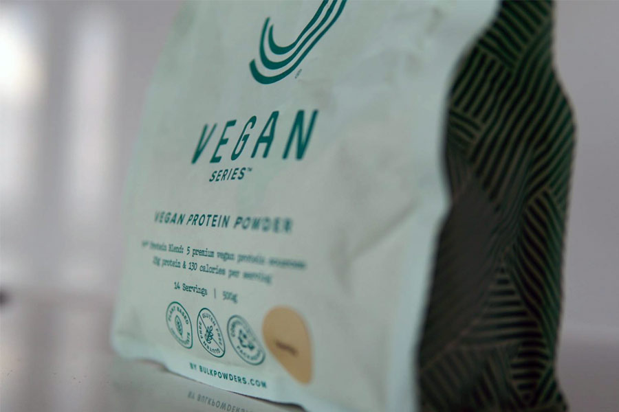 Bulk Powders Vegan Protein Powder