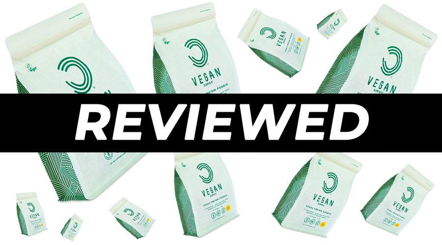 Bulk Powders Vegan Protein Powder Review