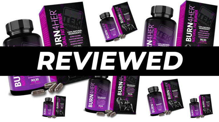Burn4Her by Tek Naturals Review