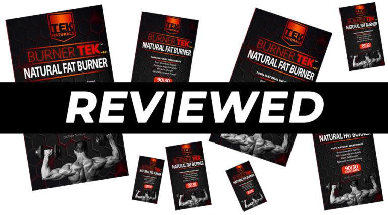 BurnerTek by Tek Naturals Review