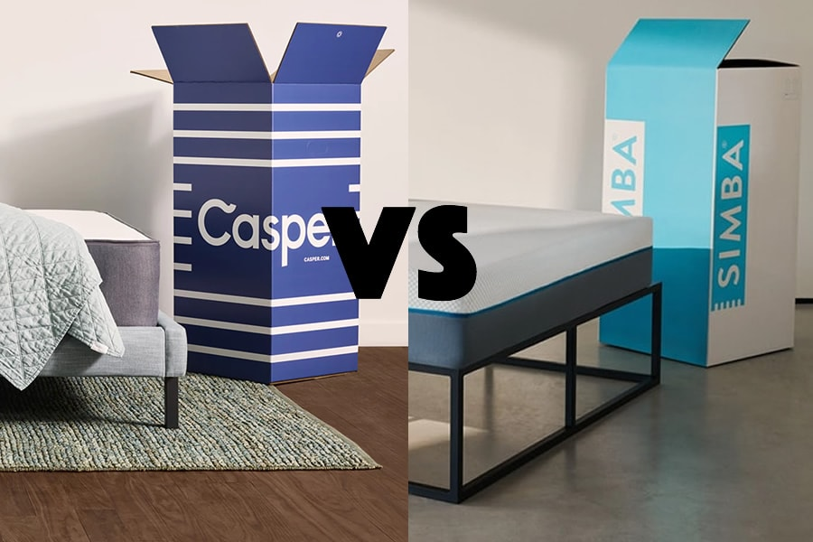 Casper vs Simba Reviews