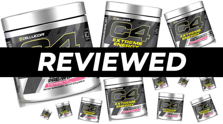 Cellucor C4 Extreme Energy Review