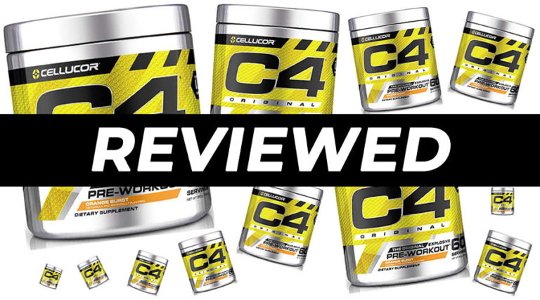 Cellucor C4 Original Pre Workout Review