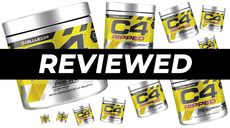 Cellucor C4 Ripped Pre Workout Review